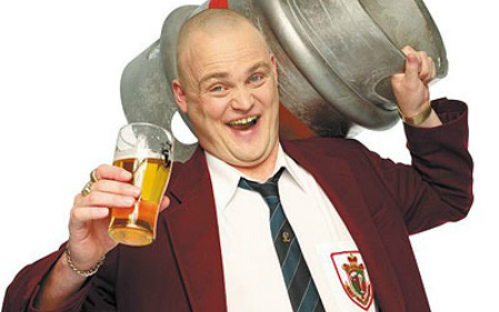 Al Murray Pub Landlord